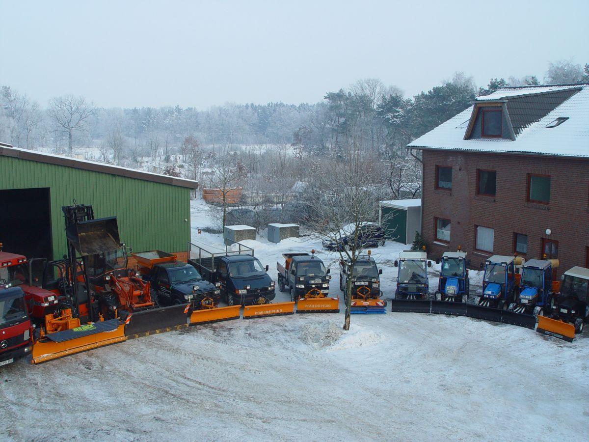 Bernd-Formann-Galabau-Winterdienst